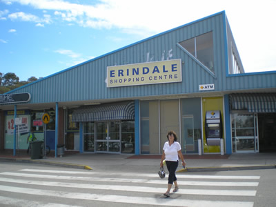 Erindale Shopping Centre, Canberra